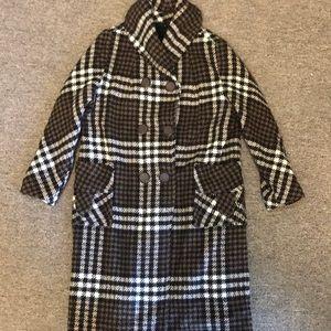Vintage Jackets & Coats - Plaid n Houndstooth together ✨